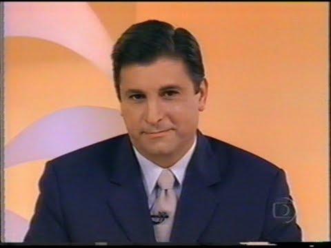 Jornal Hoje: Grêmio Campeão da Copa do Brasil (18/06/2001 ...