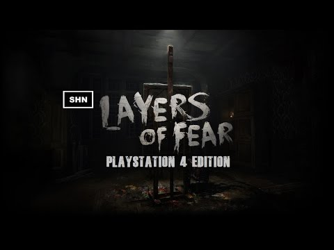 Layers of Fear: Playstation 4 Edition Survival Horror Livestream @Youtube Gaming No Commentary