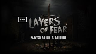 vuclip Layers of Fear: Playstation 4 Edition Survival Horror Livestream @Youtube Gaming No Commentary