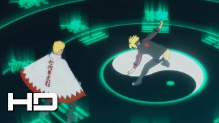 boruto unlocks byakugan eight trigrams vs 7th hokage naruto   naruto ultimate ninja storm 4