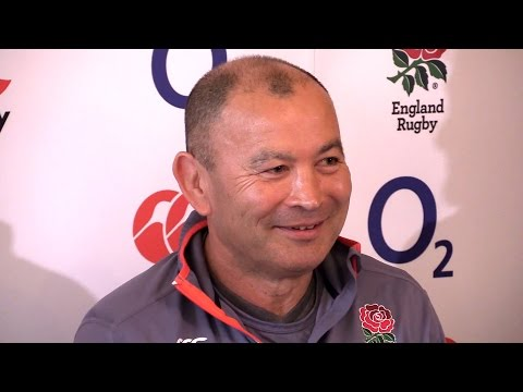 Eddie Jones Full Pre-Match Press Conference - Ireland v England- Six Nations