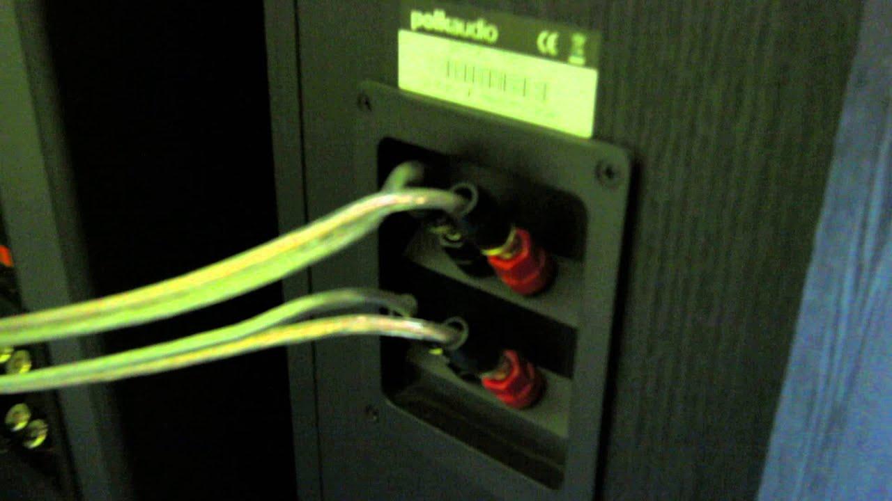 Bi Wiring Speakers Polk - Product Wiring Diagrams •