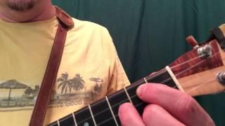 MUJ: Those Lazy-Hazy-Crazy Days Of Summer - Nat King Cole (ukulele tutorial)