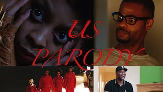 US Parody by @KingBach feat. Winston Duke, Bresha Webb