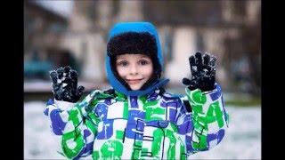 Обзор санок SnowCross; Review of baby snow sledge SnowCross by OstOrg