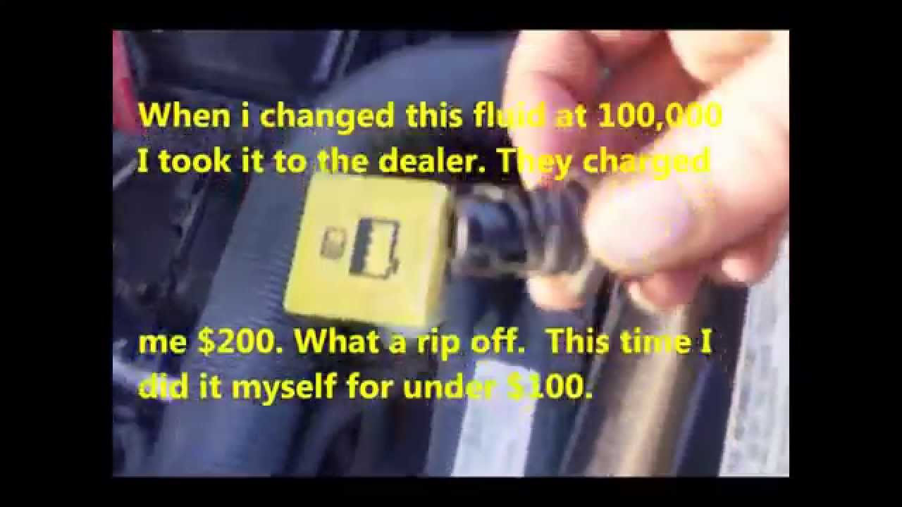 How To Check Oil and Washer Fluid on a Jeep Grand Cherokee HEMI .
