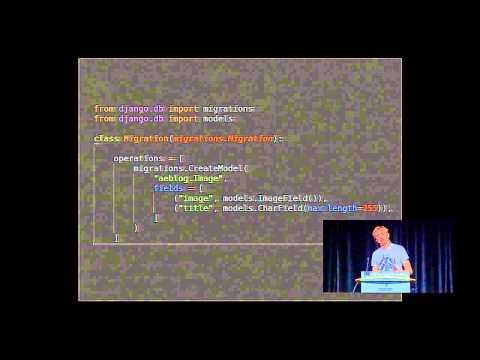 Andrew Godwin: Designing Django's Migrations - PyCon 2014