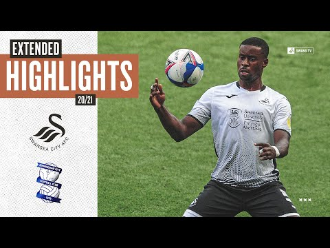 Swansea Birmingham Goals And Highlights