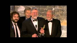 The Lord Of The Rings 1 2 3 At The Oscars 4/4