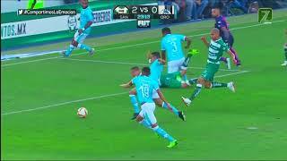 Resumen | Santos Laguna 2 - 1 Querétaro | Liga MX - Clausura 2019  - Jornada 15
