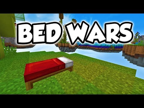 INSANE HACKER DOESN'T GET BANNED... (Minecraft Bed Wars)
