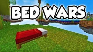 INSANE HACKER DOESN'T GET BANNED... (Minecraft Bed Wars)