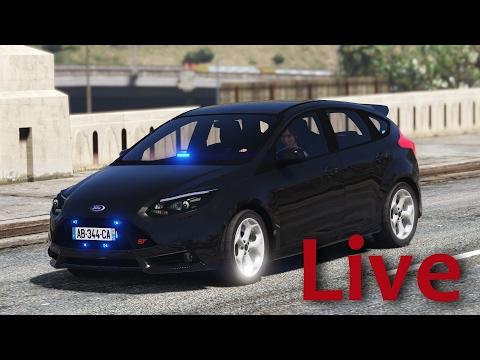 GTA 5 avec la B.A.C | REDIFFUSION LIVE