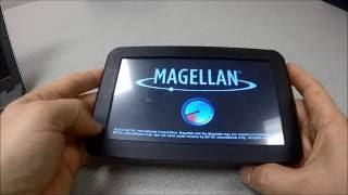 видео Навигаторы Magellan eXplorist: обзор моделей