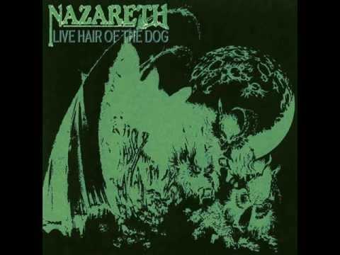 "NAZARETH "" Live Hair Of The Dog 1976 """