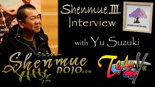 Yu Suzuki Interview - Shenmue 3 (Shenmue Dojo & Team Yu @ Magic Monaco 2016)