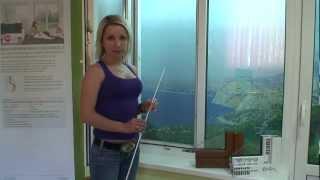 Заглушка паза штапика в пластиковом окне(, 2012-05-21T15:56:50.000Z)