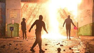 video: Northern Ireland riots: Why is there violence in Belfast?