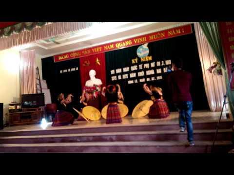 Múa Cô giáo miền xuôi / khu7 Hùng Lô - Việt Trì