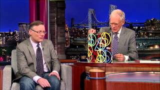 David Letterman   Comedy Writer, Steve Young 2