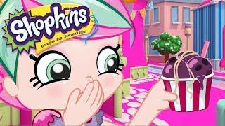 SHOPKINS Cartoon - GROSS STINKY ICECREAM | Cartoons For Children