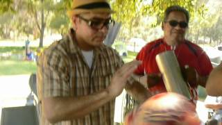 (Oye ! Me Mulata!)Grffith Park Drum Circle Wii Rumba #13