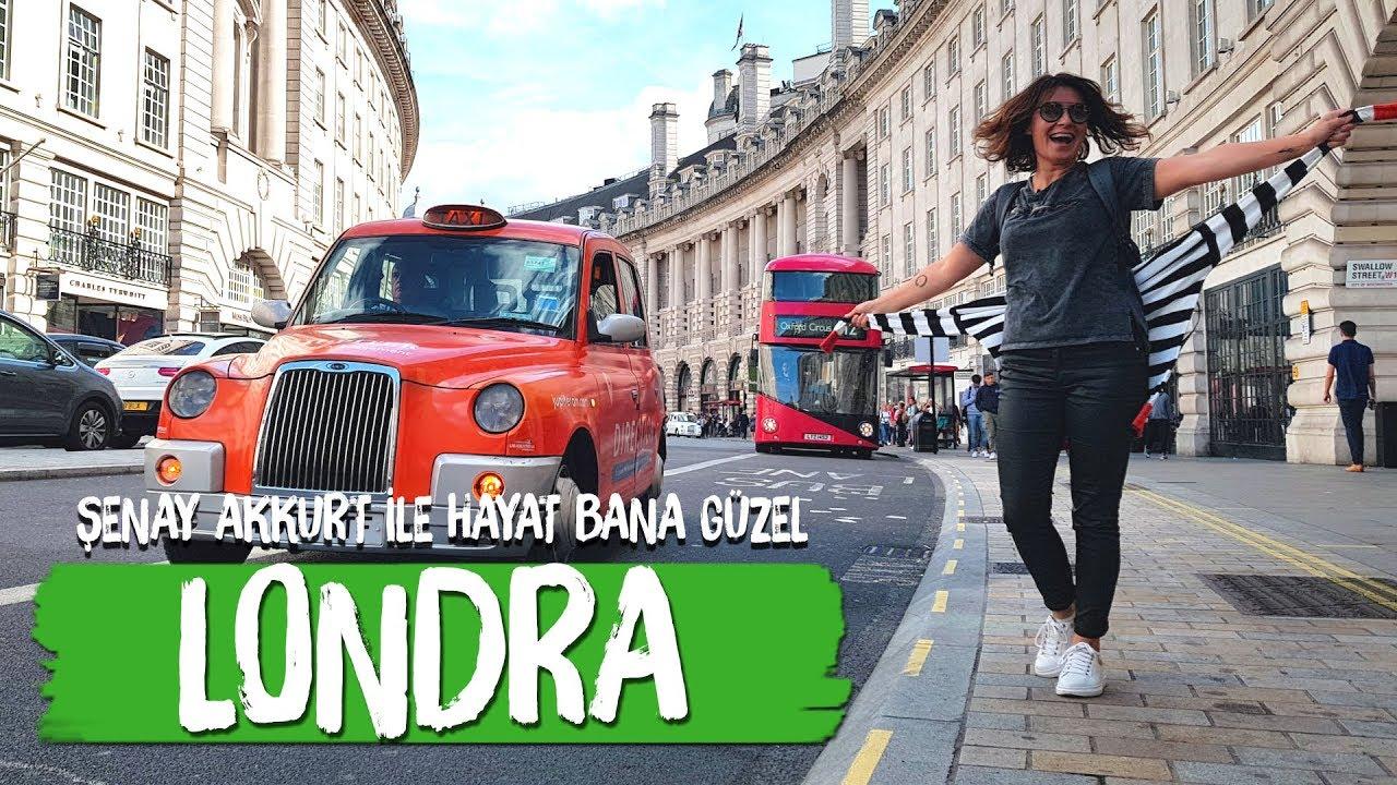 Londra Gezisi - Şenay Akkurt'la Hayat Bana Güzel               (hyde park,tower bridge,notting