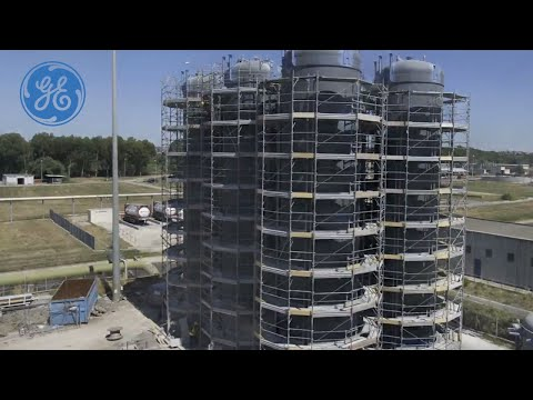 ACEA, Cefla & GE: Documentary about ACEA Tor di Valle CHP plant in Rome