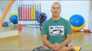 Зарядка с KADORR Fitness. Йога. Урок 2