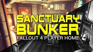 Sanctuary Bunker Player Home - Fallout 4 Alternative Lore