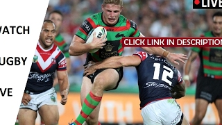 Sydney Roosters VS NQ Cowboys NRL Rugby Play Offs - Semi finals LIVE 2017
