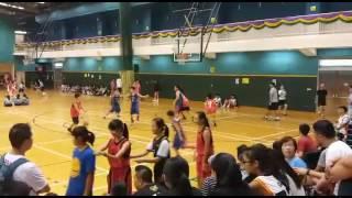 屯門區3人籃球賽B隊比賽片段(台山商會學校)