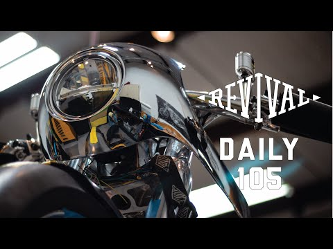 Ducati 1100 Fuse update // Revival Daily 105