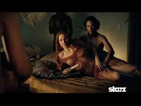 """Download """"Spartacus: Blood and Sand"""" Comic-Con Trailer"""