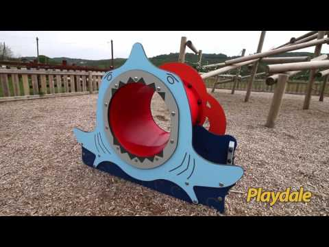 Playdale Playgrounds - Role Play Tunnels