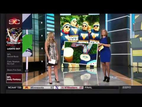 Hannah Storm & Cari Champion And Special Guests ESPN