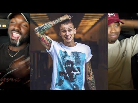 Machine Gun Kelly - Rap Devil (Eminem Diss) FIRST REACTION/REVIEW