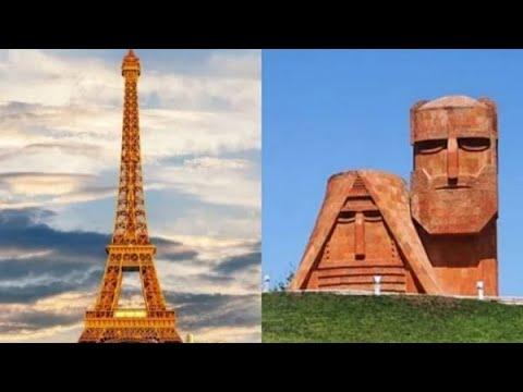 Сенат Франции рассмотрит резолюцию о признании независимости Нагорного Карабаха