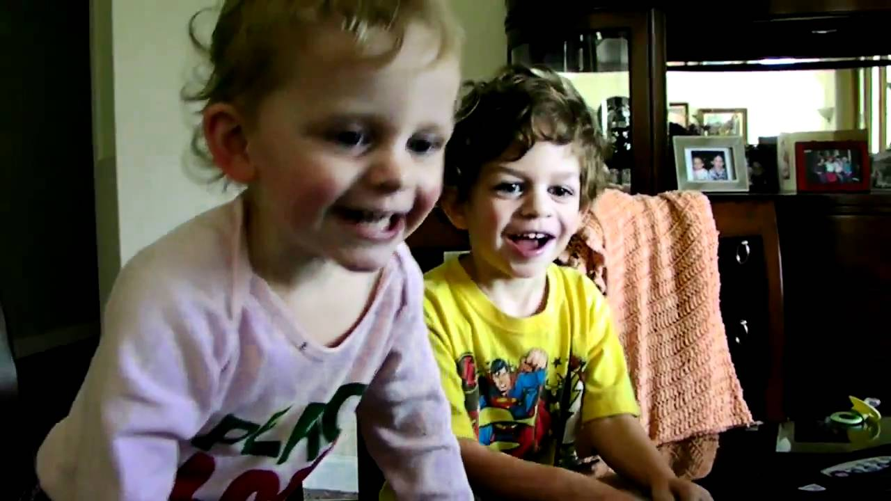 Kids response to Baby Scared When Mom Blows Her Nose ...