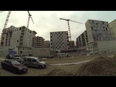 France - Grand Paris Project - Clichy-Batignolles