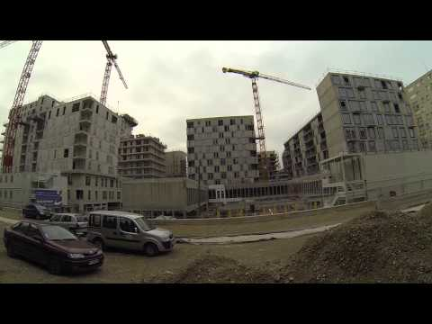 France - Grand Paris Project - Clichy-Batignolles
