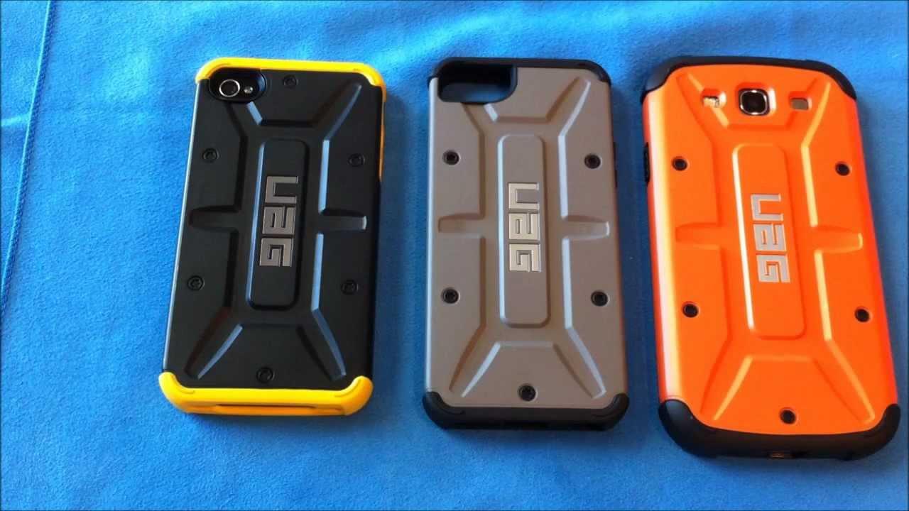 custodia uag iphone 5s
