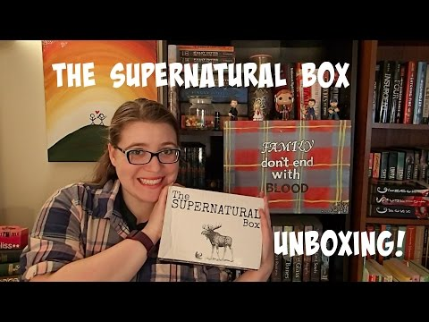 The Supernatural Box | Unboxing