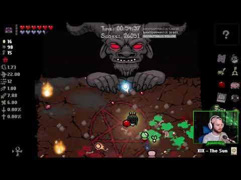 Mega Satan: First Fight | The Binding Of Isaac: Afterbirth