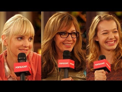 Anna Faris and the Mom Cast On Their Flawed Characters | POPSUGAR Interview