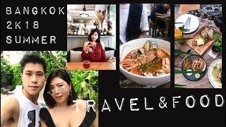 食盡曼谷TRAVEL VLOG | Bangkok | #travelwithmins