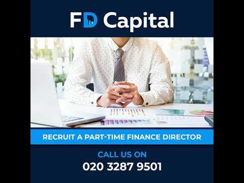 Oxford Finance Director Recruitment