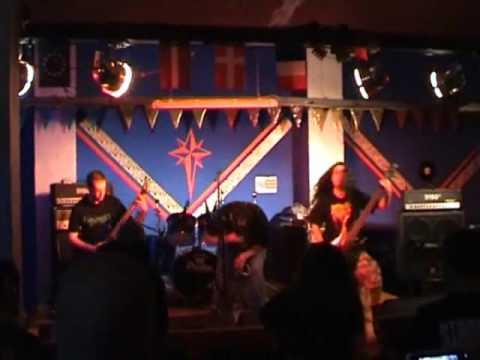 FESTERING DETATCHED GENITALS - Vulvectomy live @ Tattoo Death Fest 2009
