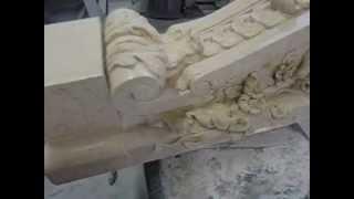 Fireplaces Изделия,камины из мрамора(Изготовление предметов интерьера из мрамора. http://vk.com/ryazanov_roman., 2012-04-29T13:37:33.000Z)