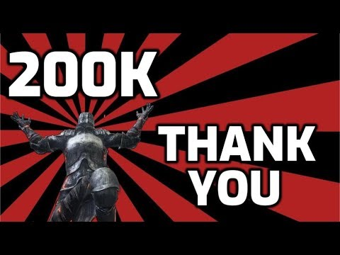 200k Sub Hype! Dark Souls 3 Invasions & Onslaught Mod With Lost My Sanity & Napstar F Later!